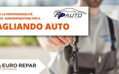 Scegli la professionalità del tuo autoriparatore per il tagliando auto